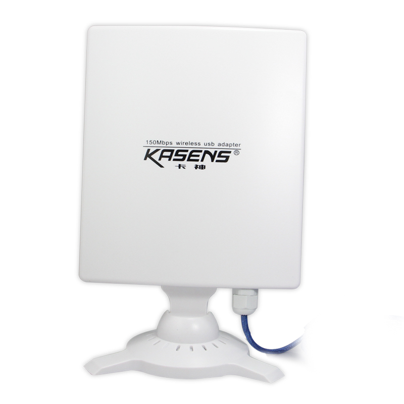 Ups Package Delivery Driver Pay >> Kasens N9600 High Power 6600MW 150Mbps USB Wireless Wifi Adapter 80dbi Antenna