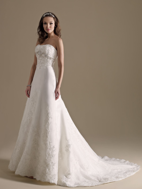Formal Wedding Dress Bridal Ball Gown Private Label BY G #1482 White ...