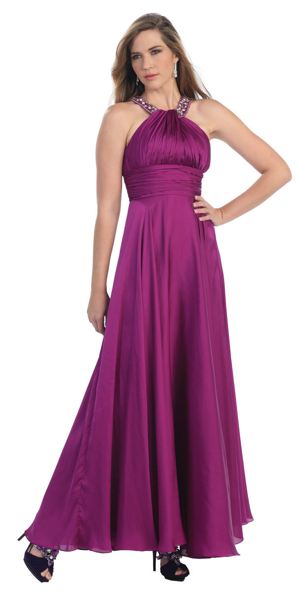Bridesmaids Elegant Dress Pageant Prom Cocktail Formal Occasion ...