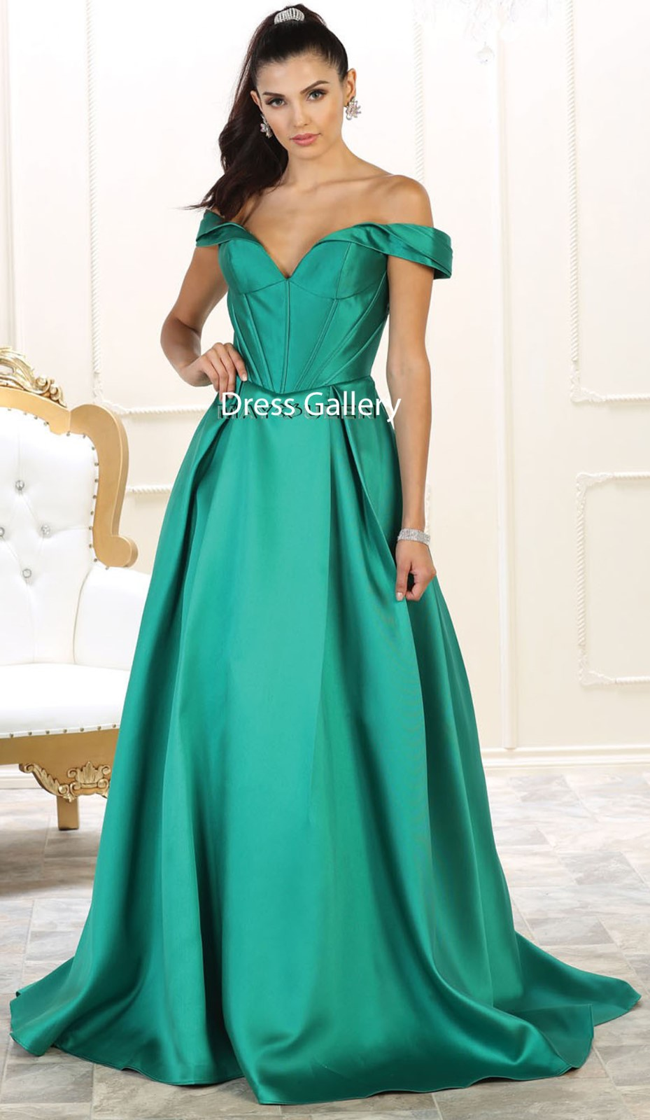 Dance Evening Dresses Gala Prom Ball Gown Formal Occasion ...