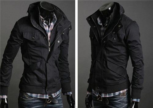 Military Style Jacket Mens - Coat Nj e8afb93ffc2