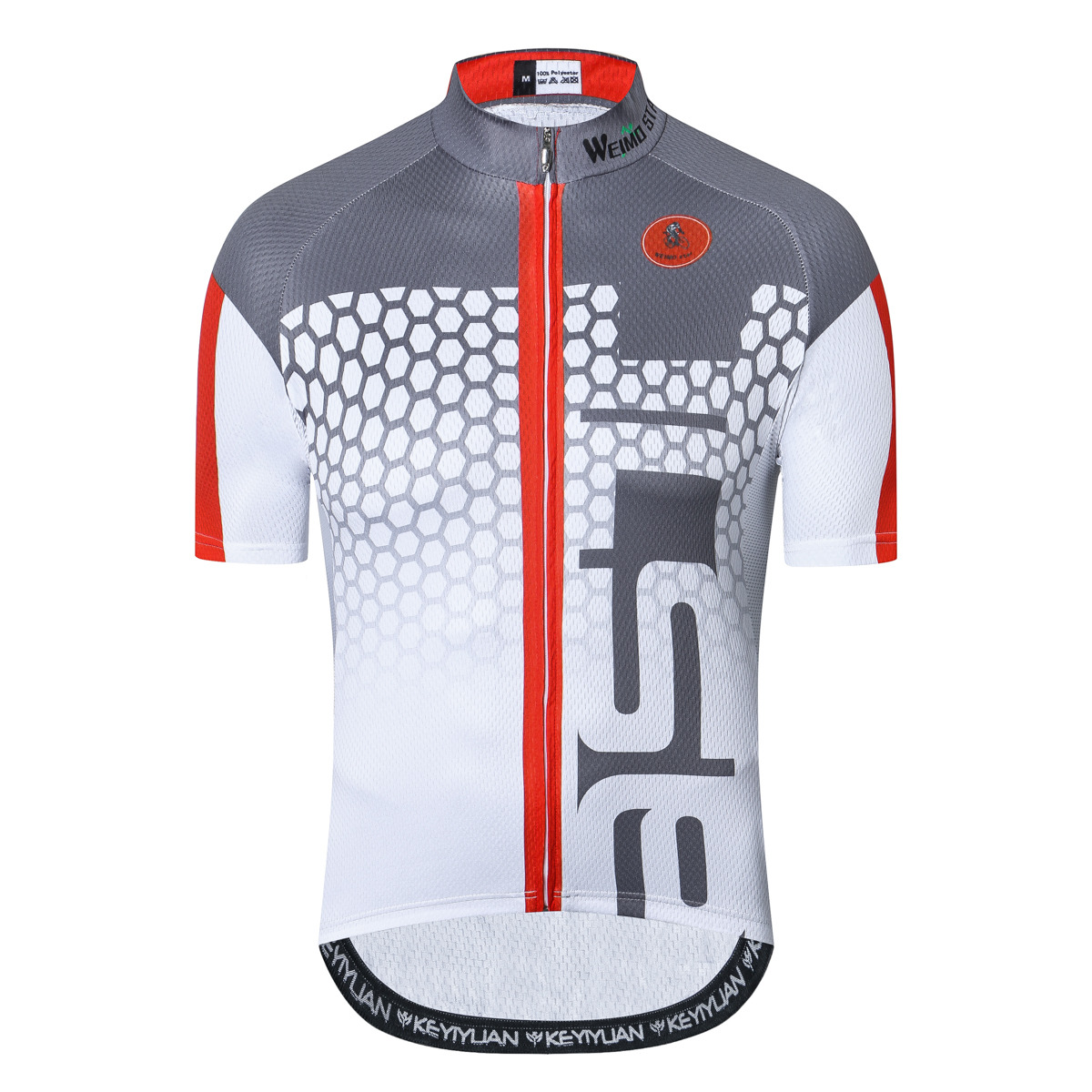 Men/'s Cycling Jersey Bicycle Short Sleeve Shirt Cycling Top Bike Clothing YL70